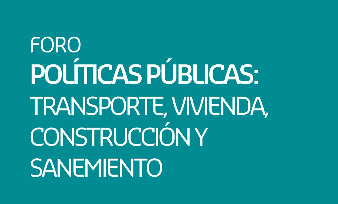 Foro Políticas Públicas